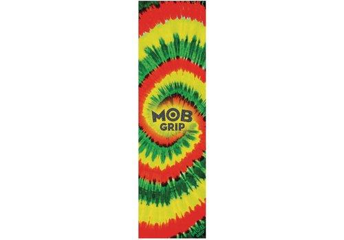 Mob Mob Grip Tie Dye Assorted Rasta Griptape
