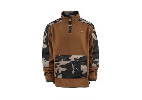 Dickies Dickies Denniston Sweat Jacket - Camo