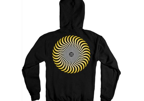Spitfire Spitfire Classic Swirl Fade Hood Black/Yellow