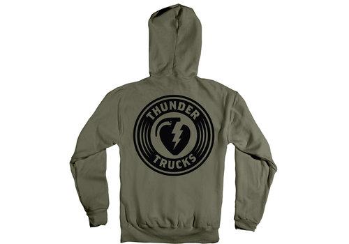 Thunder Thunder Charged Grenade Army Black Hood
