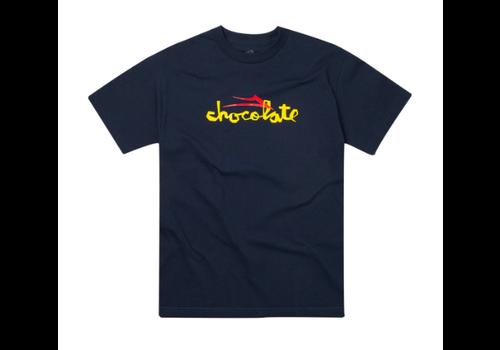 Lakai Lakai Chocolate Flare Tee Navy