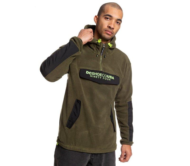 Dc Tagans Hood Fatigue Green