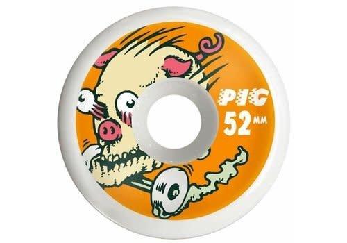 Pig Pig USA Wheels Skull C-Line 52mm