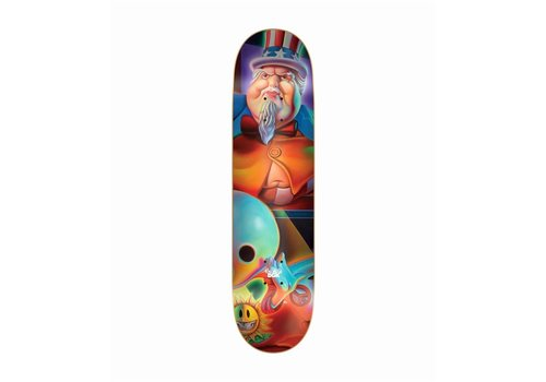 DGK DGK Ron English Deck 8.0
