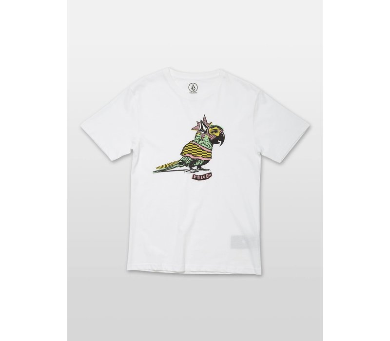 Volcom Party Parriot BSC Youth Tee