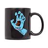 Santa Cruz Santa Cruz Screaming Hand Mug Black