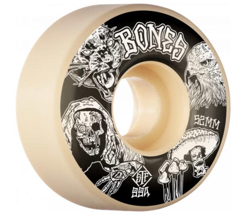 Bones Wheels Night Watch Easy Streets V1 STF 52mm