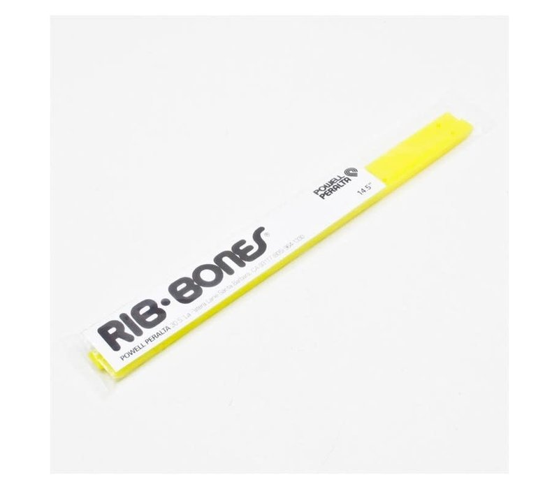Bones Rib Bone Yellow Rails