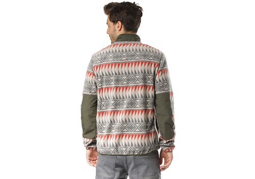 Element Element Windrift QTR Seeker Zip - Ash Grey