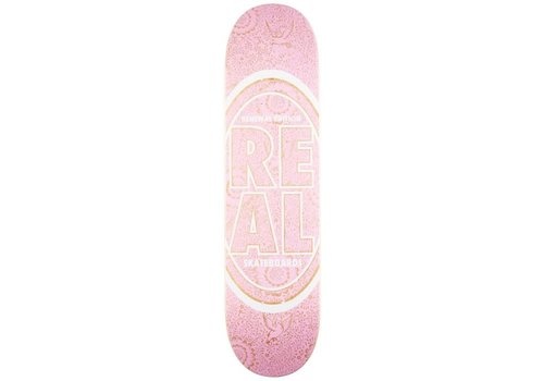 Real Real Stacked Oval Floral Renewal PP 8.06