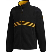 Adidas Sherpa Full Zip Black/Actgol