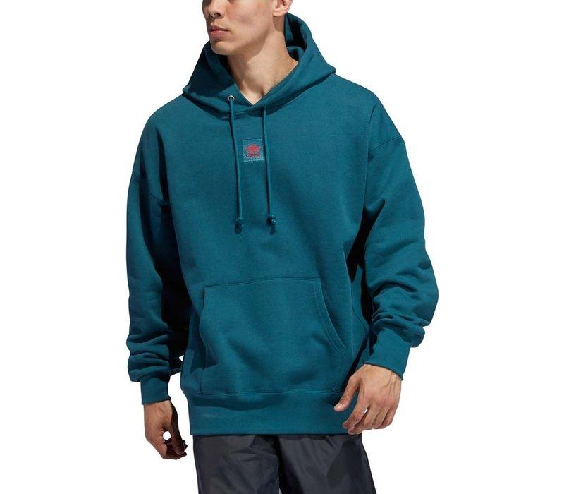 Adidas Team Hood Virdia/Red