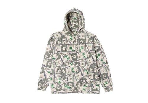 Ripndip RipNDip Money Bag Hoodie Green