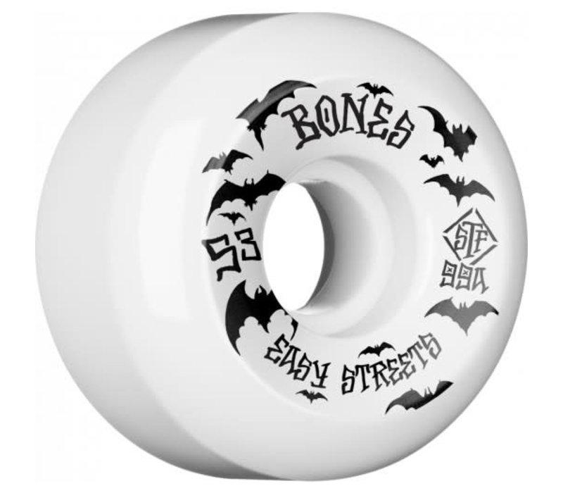 Bones - Bats 53mm Easy Streets V5 99a