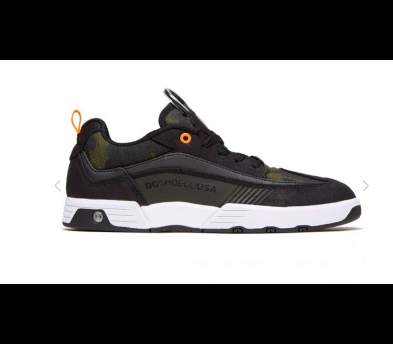 Dc Legacy 98 Slim Black/Black/Orange