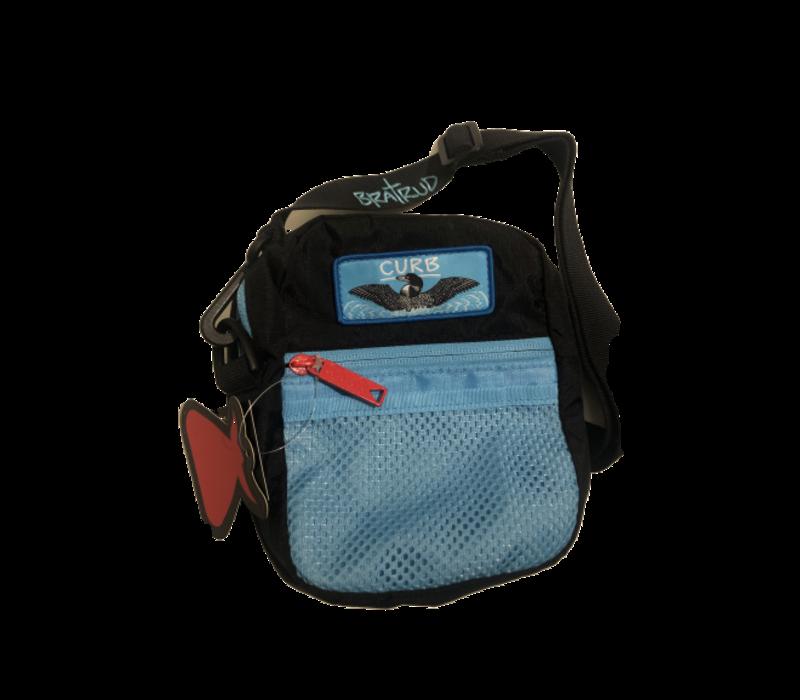 Bumbag x Curb Collab Dealer Bag Blue/Black