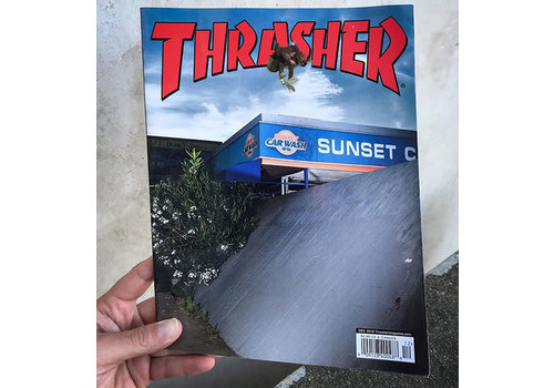 Thrasher Thrasher Magazine December 2019