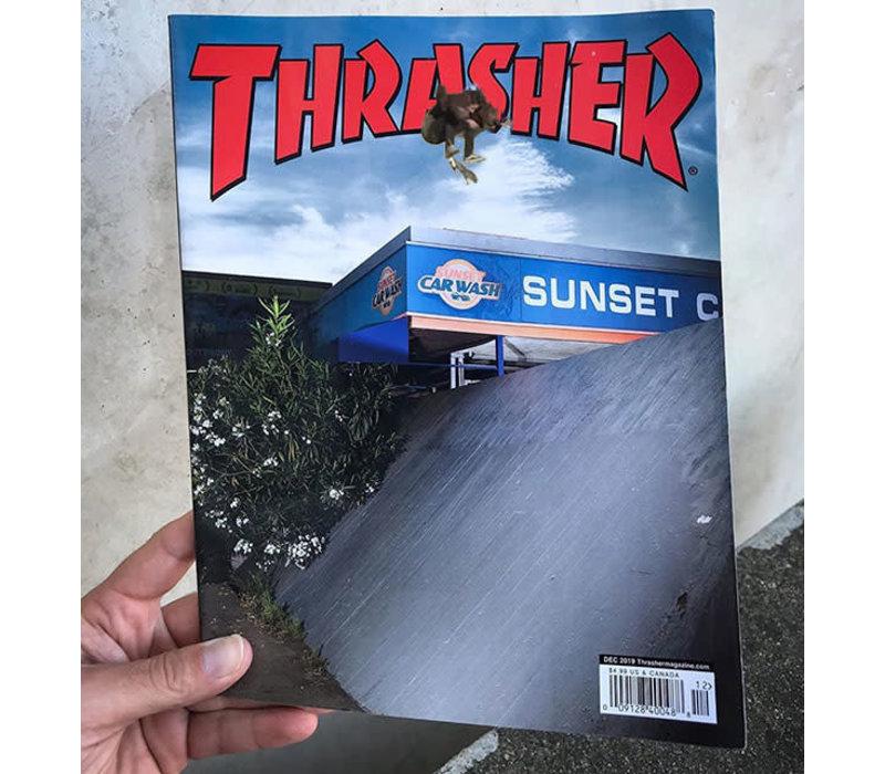 Thrasher Magazine December 2019