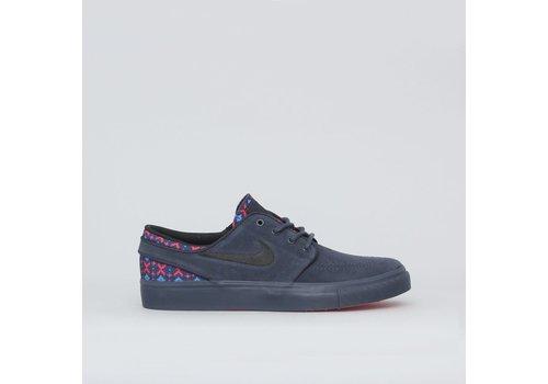 Nike SB Nike SB Janoski Youth Suede Dark Obsidian/Black