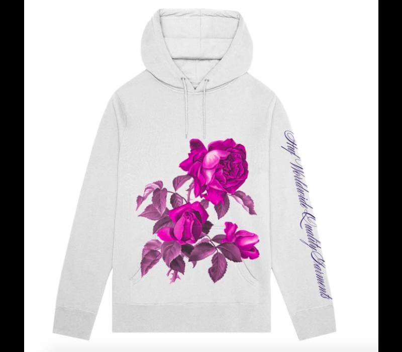 Huf Le Fleur Hood White