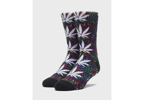 HUF Huf Good Trip Plantlife Socks Black