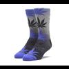 HUF Huf Gradient Dye Plantlife Sock Nebulas Blue