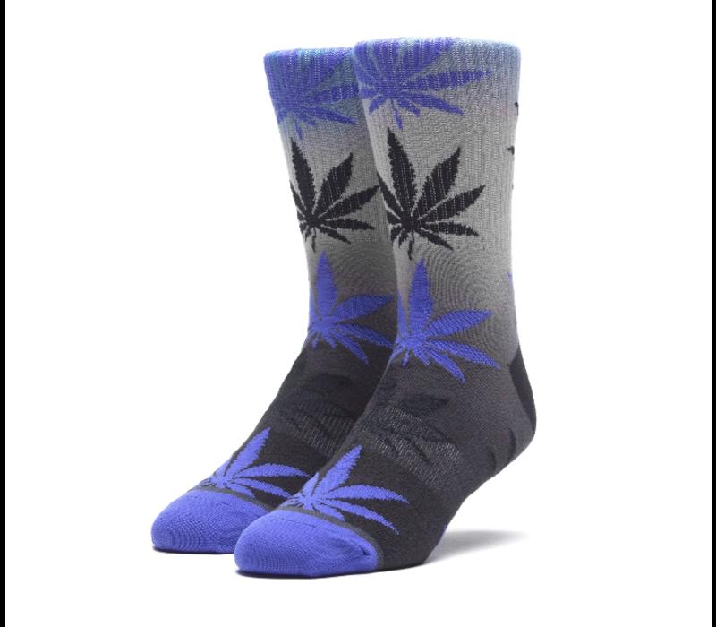 Huf Gradient Dye Plantlife Sock Nebulas Blue