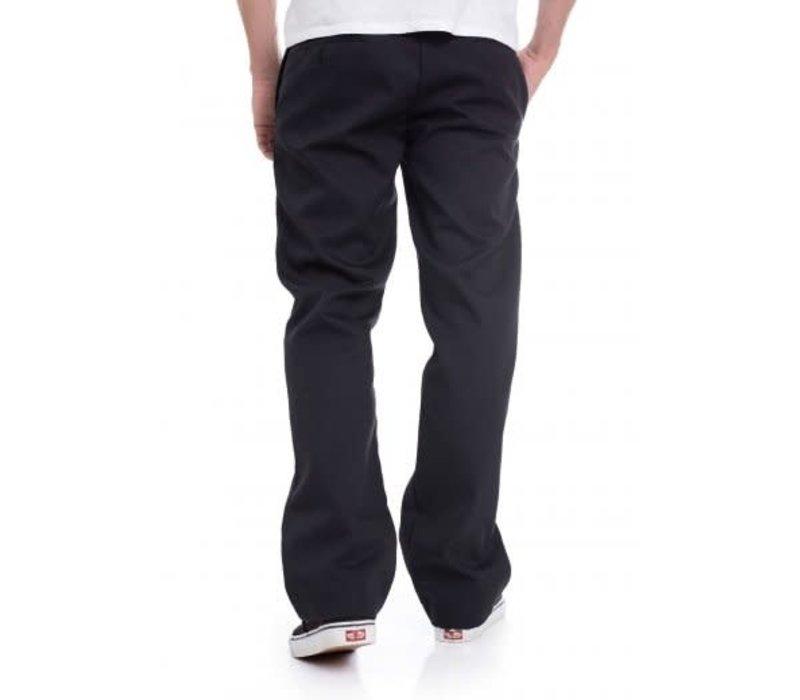 Dickies 873 Work Pant Rinsed Black