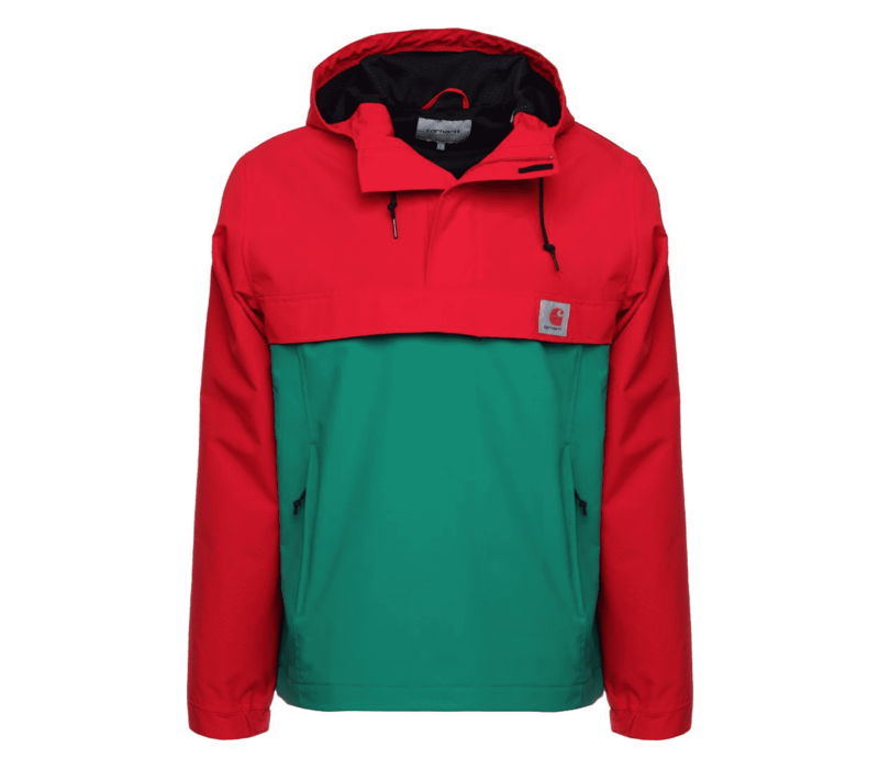 Carhartt Nimbus Two-Tone Jacket Cardinal Dragon