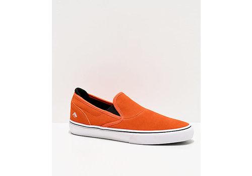 Emerica Emerica Wino G6 Slip On x Bronson Orange