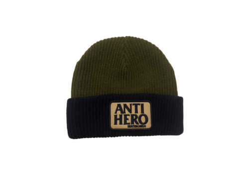 Anti Hero Anti-Hero Beanie - Reserve Patch Navy
