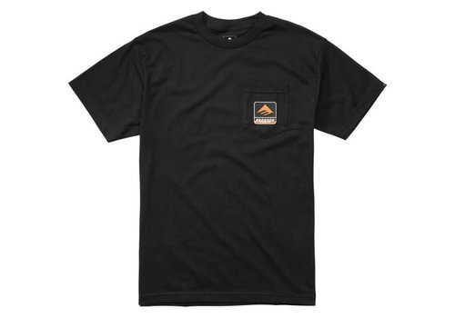 Bronson Speed Co. Emerica x Bronson Pocket Tee Black