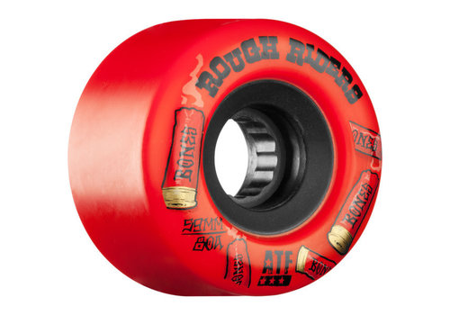 Bones Bones Wheels - 59mm Rough Riders Shotgun 4PK Red