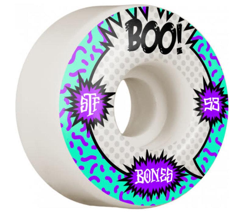 Bones Wheels - Boo Raps V4 53mm