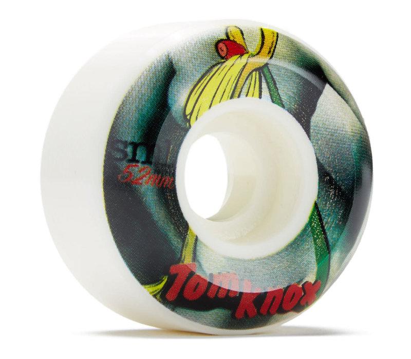 SML Wheels Tom Knox V-cut 99a 52mm