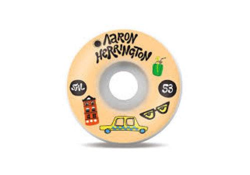 SML Wheels SML Wheels Herrington V-cut 53mm