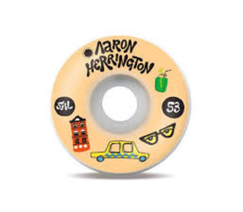 SML Wheels Herrington V-cut 53mm