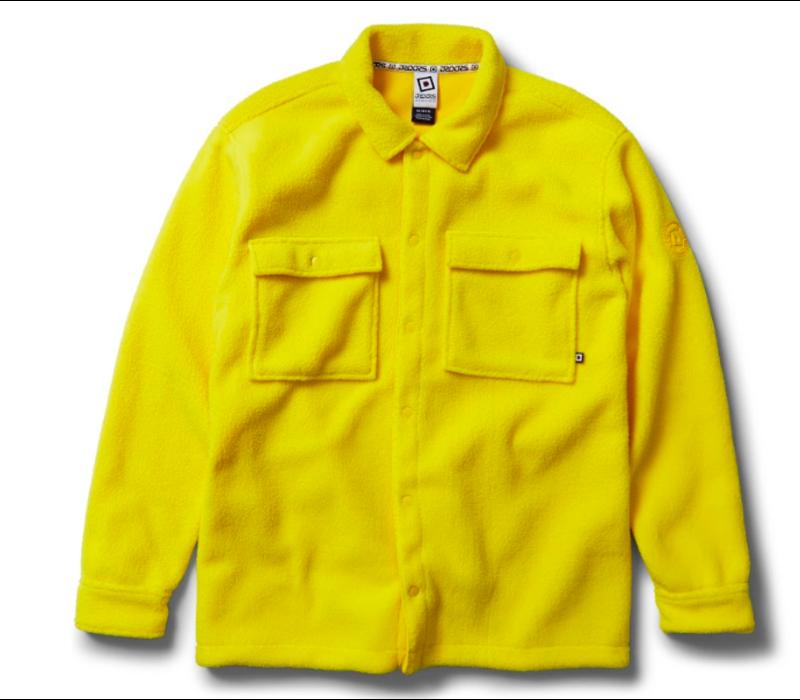 Droors - Berreta Polar Fleece Yellow