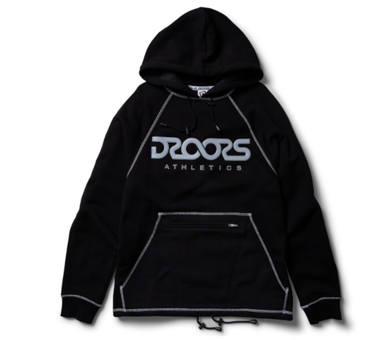 Droors - Regulus Hood Black