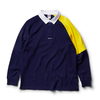 Droors Droors - Saxon Rugby LS Blue/Yellow