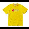 Droors Droors - St Droors Tee Yellow