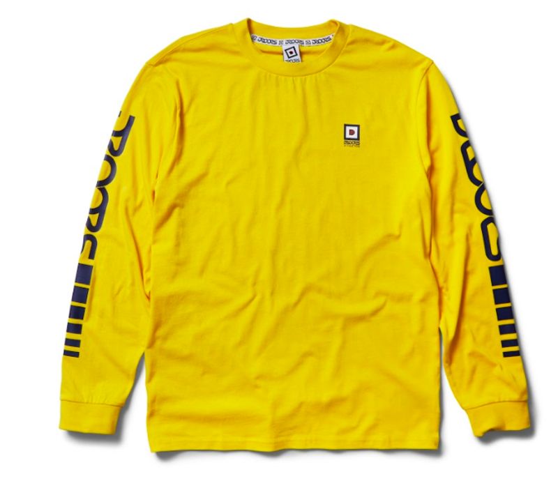 Droors - Flare 43 LS Yellow