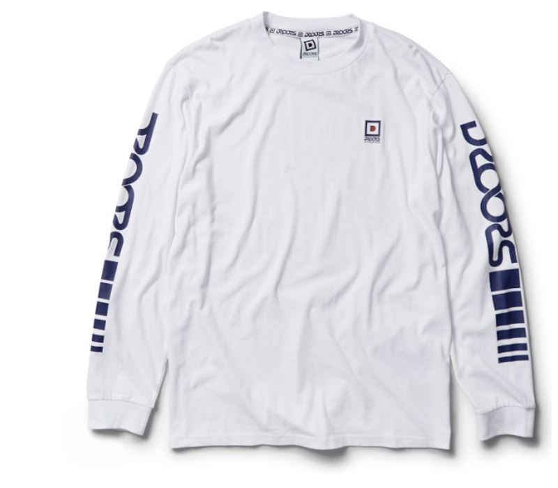 Droors - Flare 43 LS White