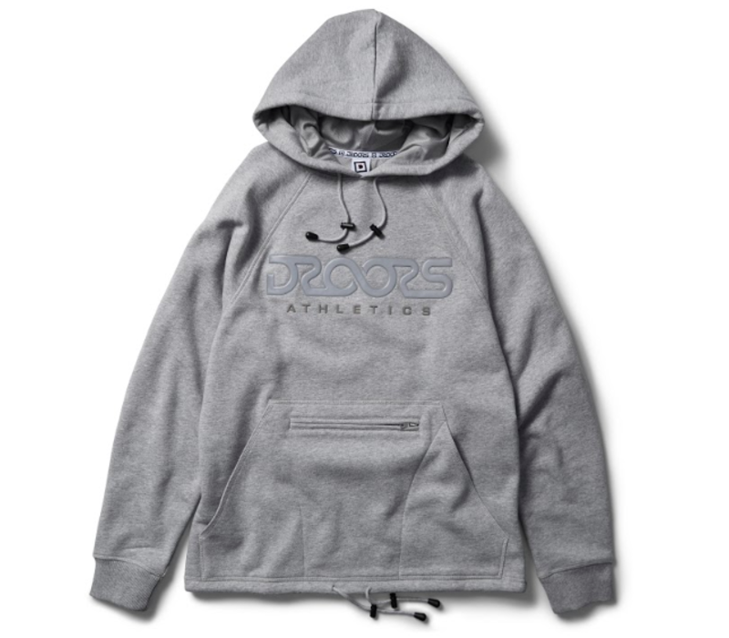 Droors - Regulus Hood Grey