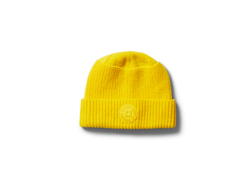 Droors Droors - Tonal Patch Beanie Yellow