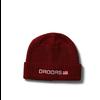 Droors Droors - Flag Beanie Burgundy