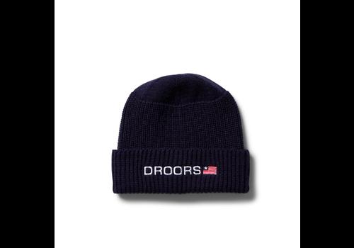 Droors Droors - Flag Beanie Blue