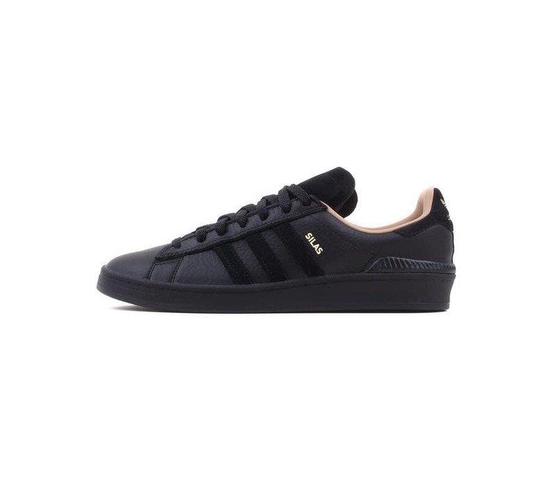Adidas Campus ADV Silas Black/Black/Gold