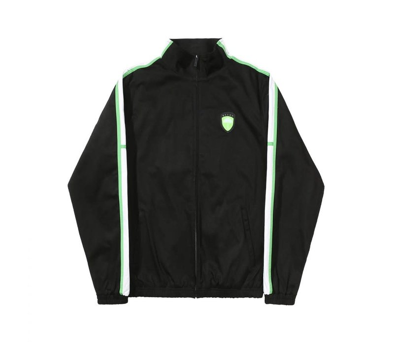 Helas - Bench Tracksuit Jacket Black