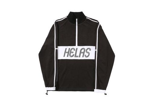 Hélas Helas Liga Quarter Zip Black